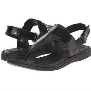 NIB Born Thong Belluno Sandals